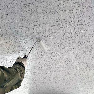 天井 塗装 補修 シールテック