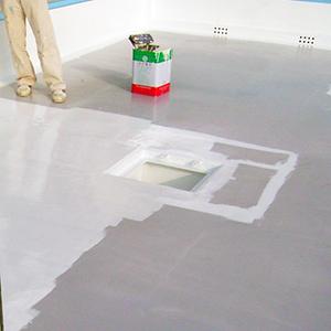屋外プール 塗装 シールテック