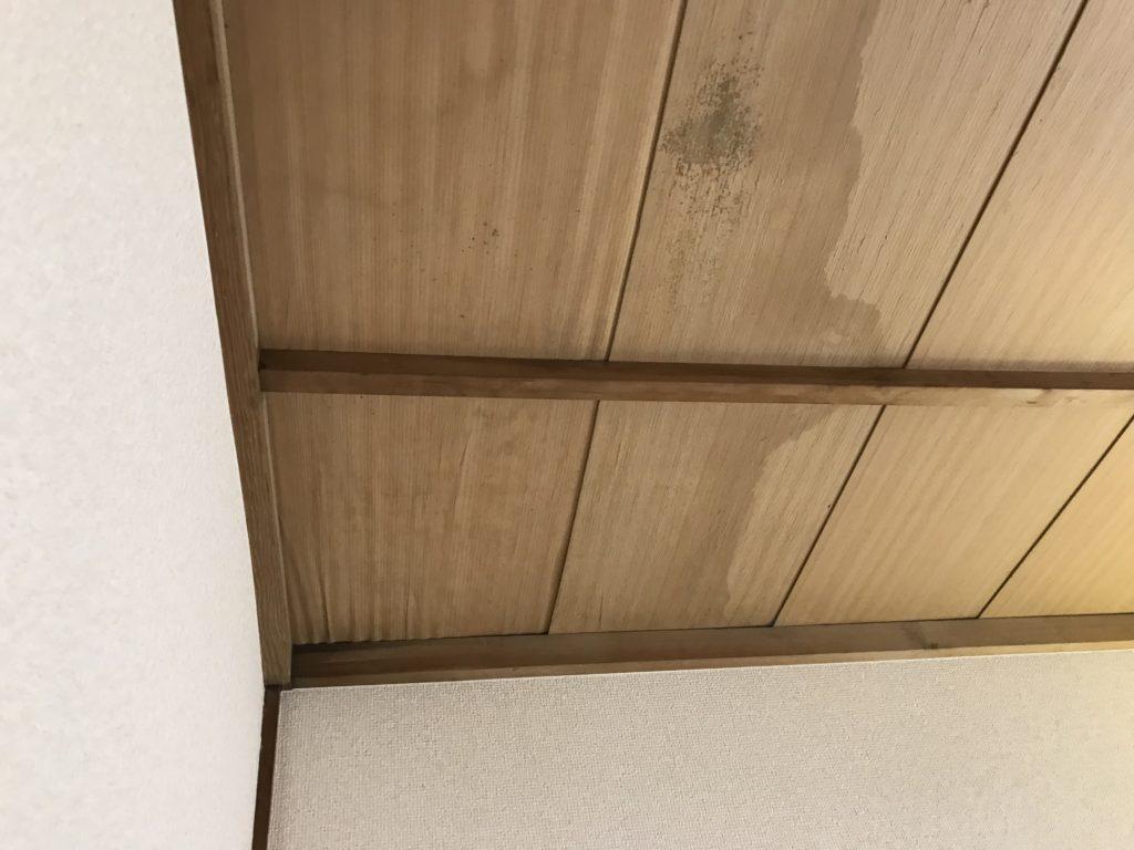 天井 浮き 剥がれ 雨漏り シールテック
